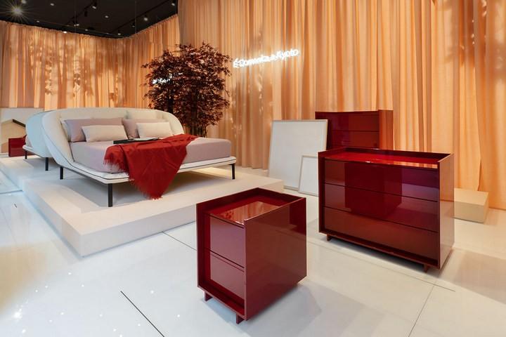 Domenica и Kyoto новый комплект для спальни